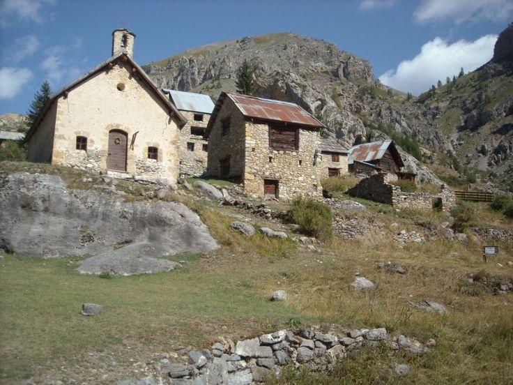 Boucle du Hameau de Vignols (1800m), Vallée de la Vionène