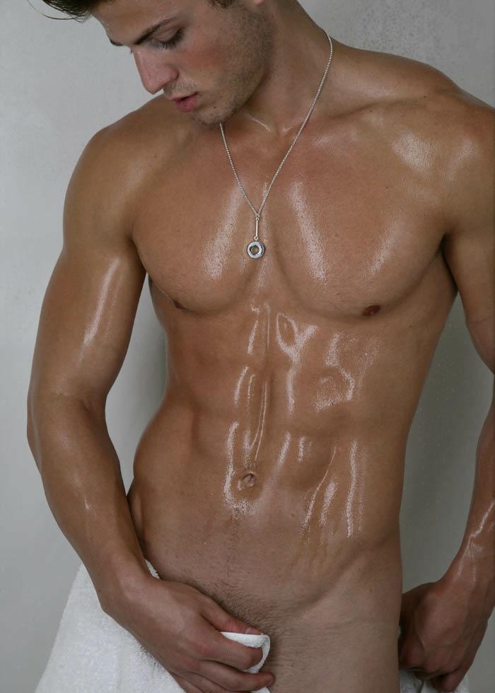 Hot boy nude