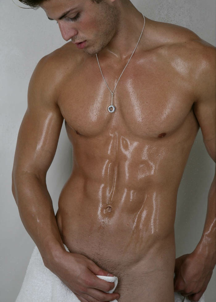 hot men naked with abs
