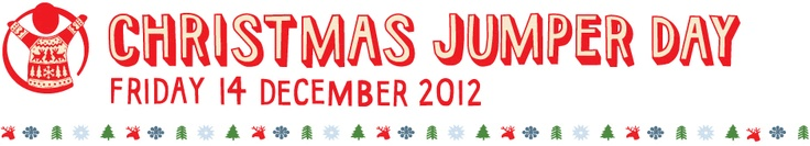 Want to take part in Christmas Jumper Day on Friday 14th December? Click through to register and receive a free fundraising kit, full of ideas on how to make your office or your school better with a sweater! #Christmas #jumper