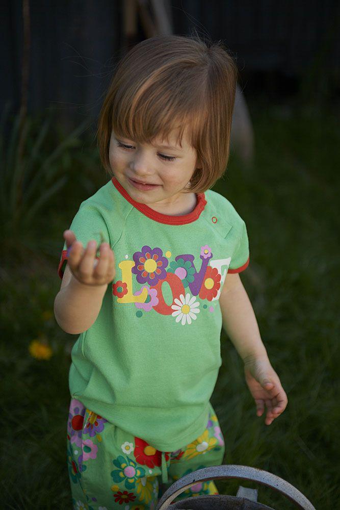 S/S 2014 ej sikke lej sweet love T-shirt, Kids wear