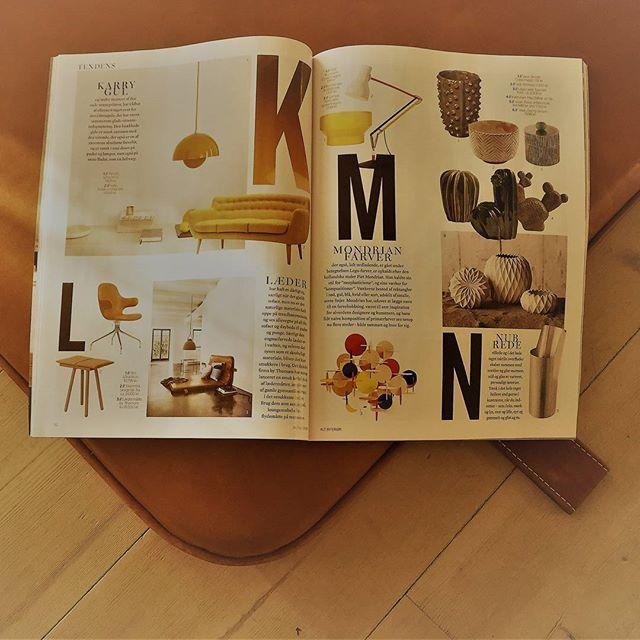 THE M in ALT INTERIØR  www.bythornam.com/them-in-alt-interior #them #bythornam #furniture #slowliving #danishdesign #interiordesign #handmade #madeindenmark #leather #shapeityourway #design