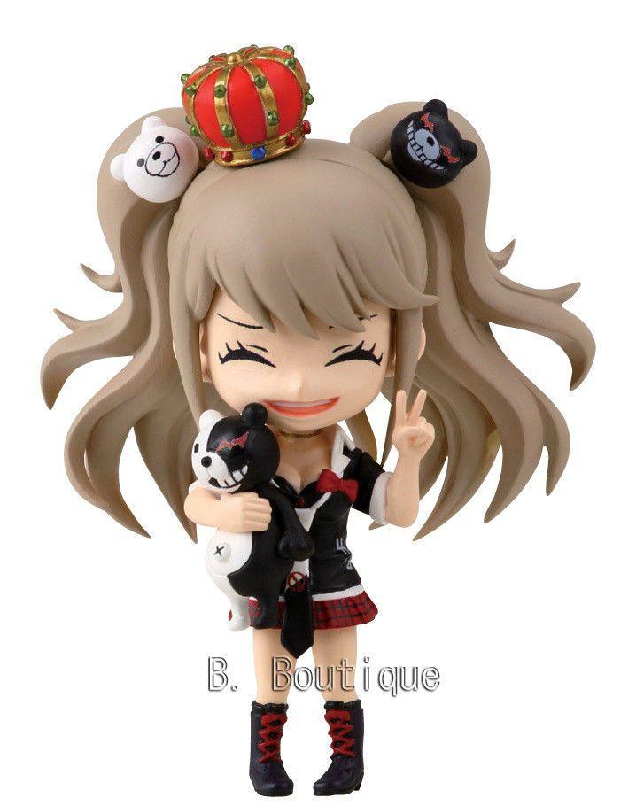 Junko Enoshima figurine £30 http://www.ebay.co.uk/itm/Super-Dangan-Ronpa-Animation-JUNKO-ENOSHIMA-QUEEN-RARE-figure-OFFICIAL-JAPAN-/251560113121?pt=LH_DefaultDomain_0&hash=item3a9226b3e1