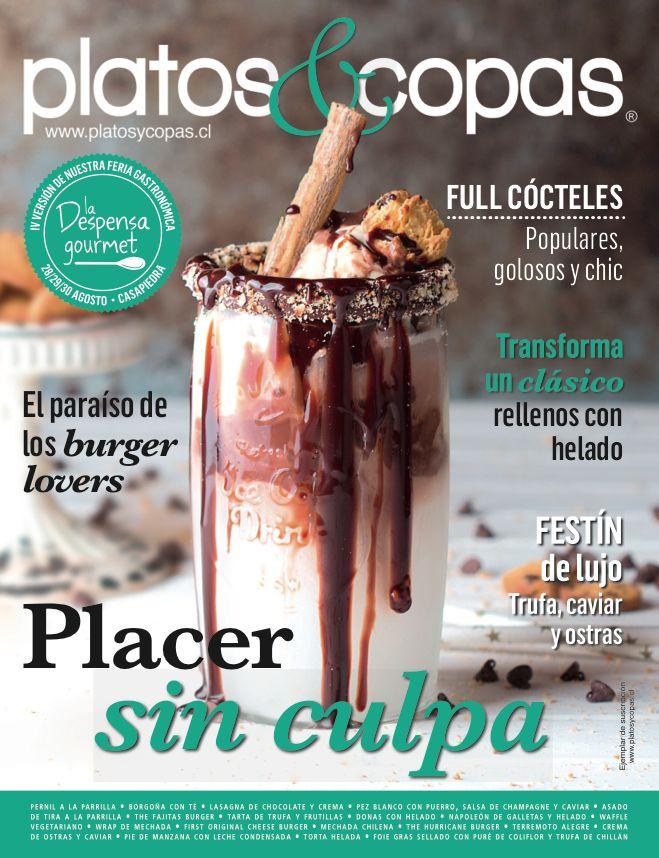 Edición 104 - Placer Sin Culpa (Especial La Despensa Gourmet)