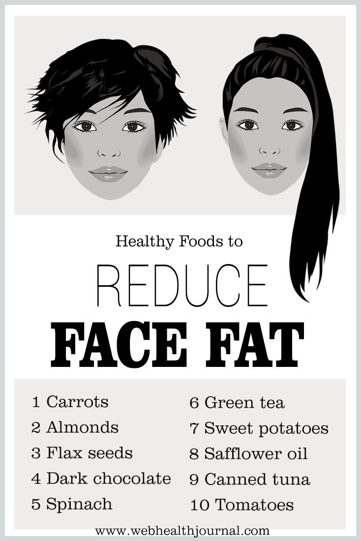 Top 10 Healthy Foods to Reduce Face Fat