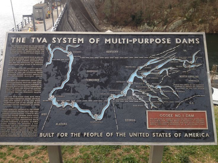 14 best TVA Hydroelectric Power images on Pinterest