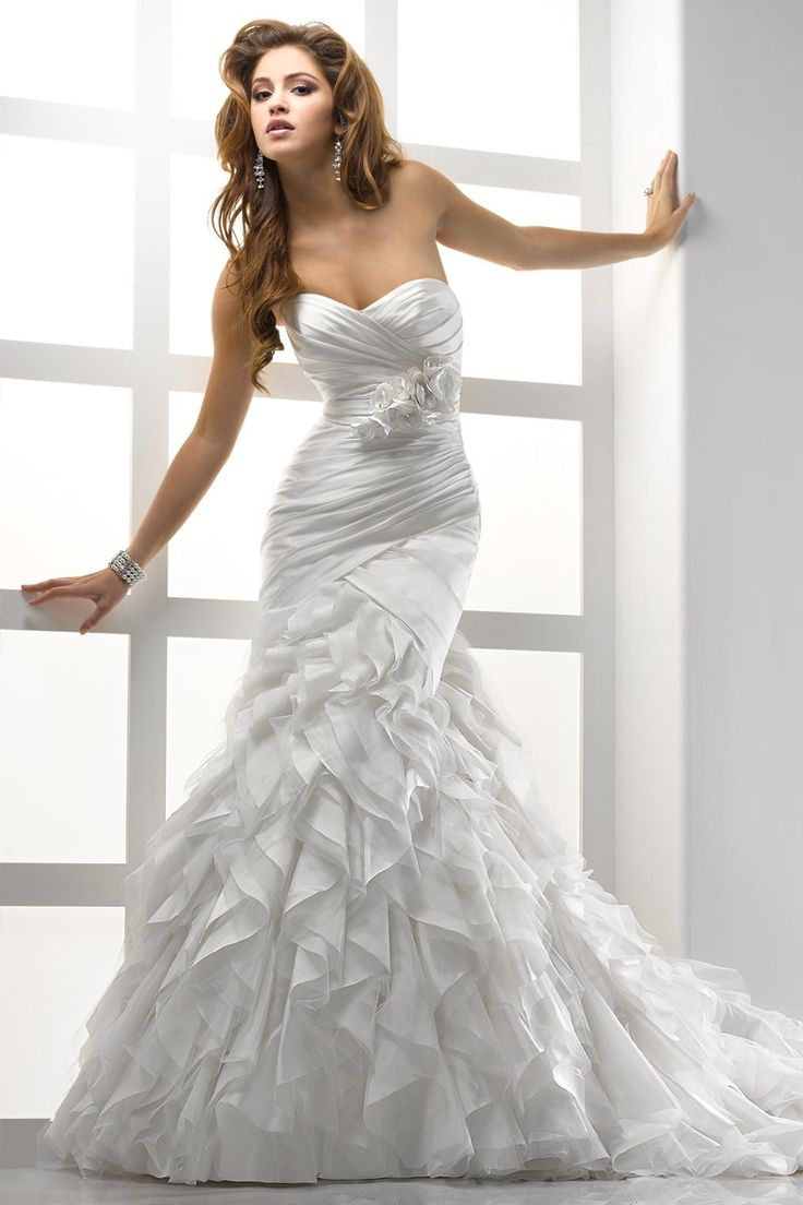 Second marriage wedding dresses plus size   Best images about beautiful dresses on Pinterest  Ballgown