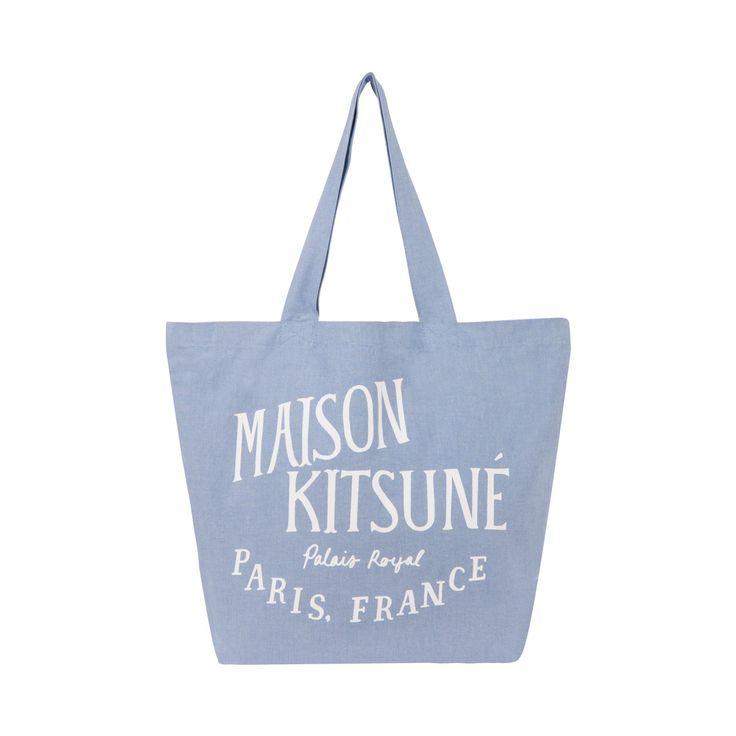 Maison Kitsune Shopping Bag 2
