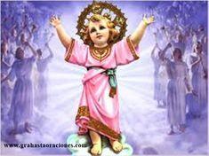 Oración al Divino Niño Jesús para peticiones Urgentes y Desesperadas