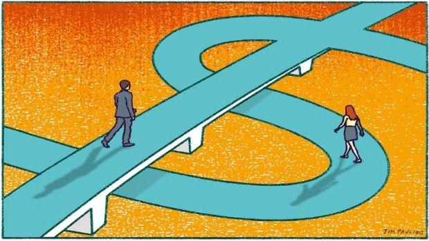 Gender Pay Gap The Australian