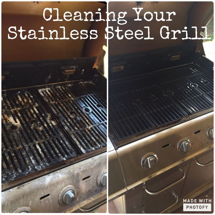 cleaning your stainless steel grill on the cheap tips cleaning barbecue grill stainless. Black Bedroom Furniture Sets. Home Design Ideas