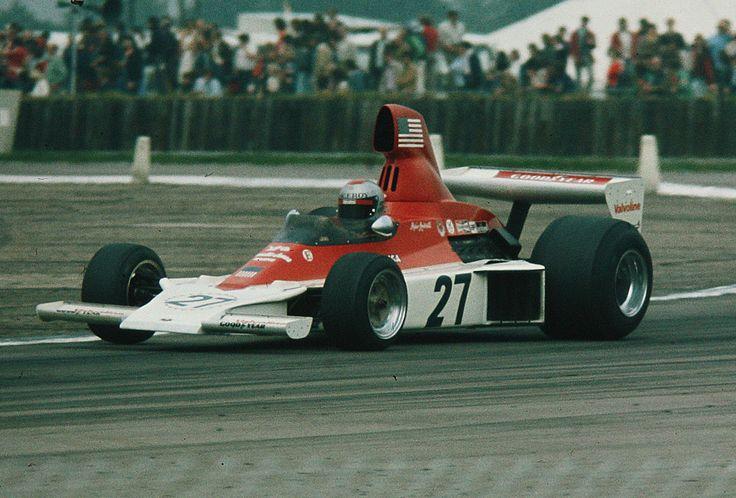 1975 Vel's Parnelli Jones VJP04 Mario Andretti