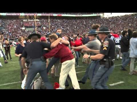 """""""One does not simply 'run in the direction of Nick Saban'"""" 