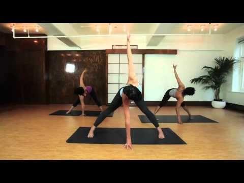 Detox Flow Yoga Class With Clara Roberts-Oss
