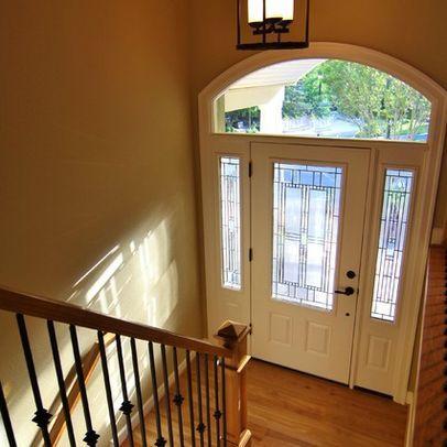 48 best making my home split entry addition images on for Split foyer house