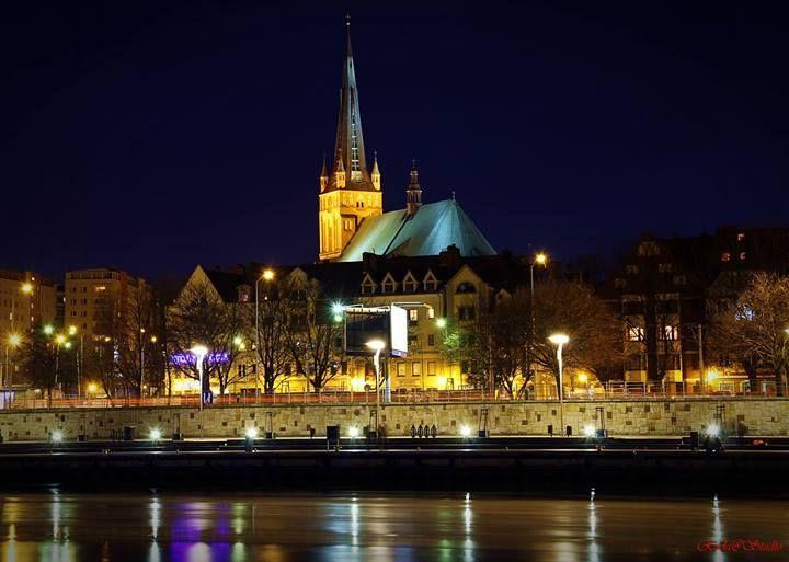 Bazylika archikatedralna świętego Jakuba – najważniejszy kościół miasta Szczecina.