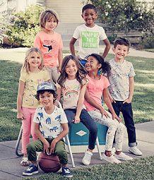 $9.99 H&M Kids' & Baby T-Shirt & Pants (Mix & Match)