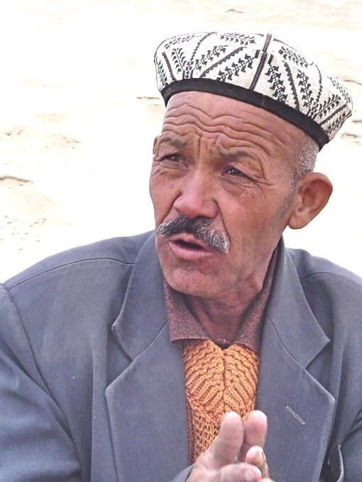 Kashgar-Camel Trek Cameleer