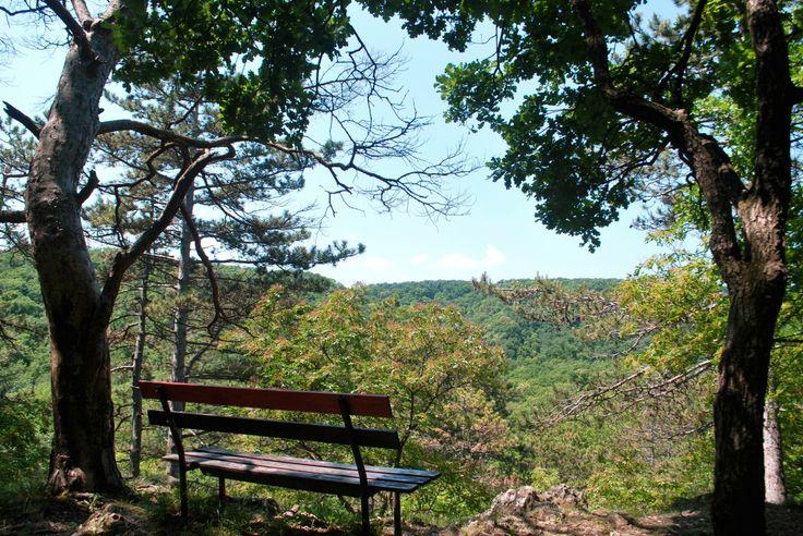 Zubán Diána Egy kis nyugalom A kép a Károlyi-kilátó közelében készült, a Gaja-szurdok felett. Több kép Diától: http://tilltall.tumblr.com/