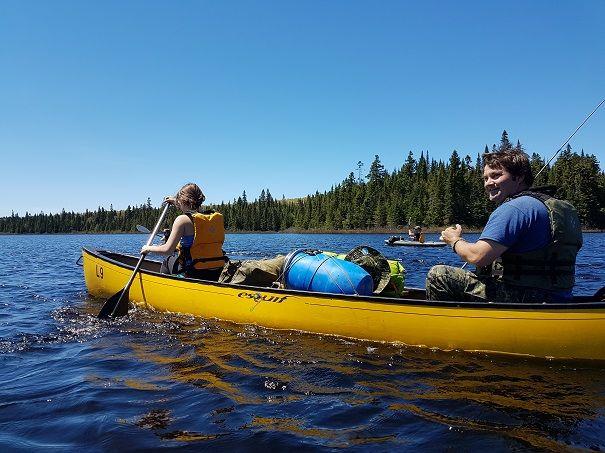 Article : Canot-camping : récit d'un voyage de 3 jours dans le parc national du Mont-Tremblant :