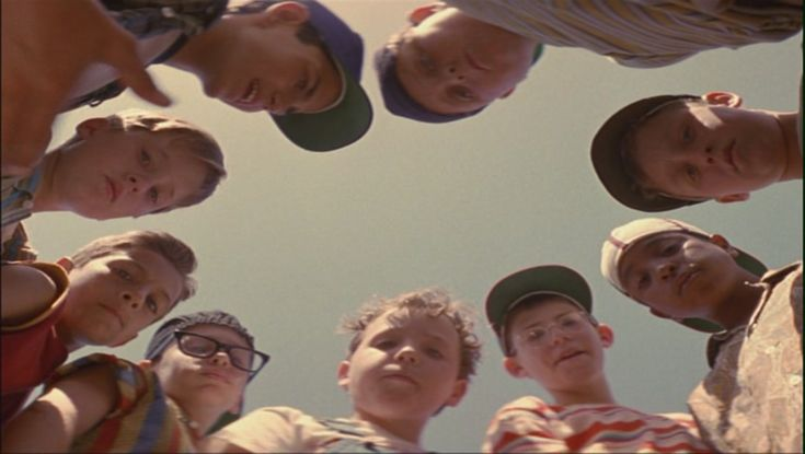 Tom Guiry as Scotty Smalls in 'The Sandlot' - Tom Guiry Image ...