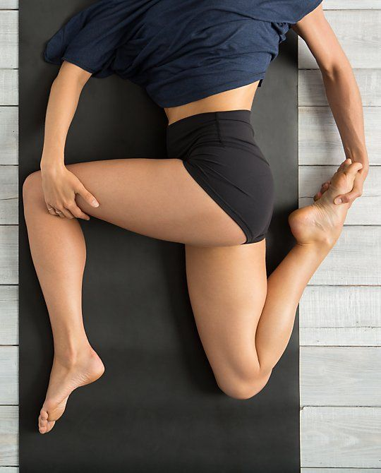 boogie short (roll down) *full-on luon | women's yoga shorts | lululemon athletica