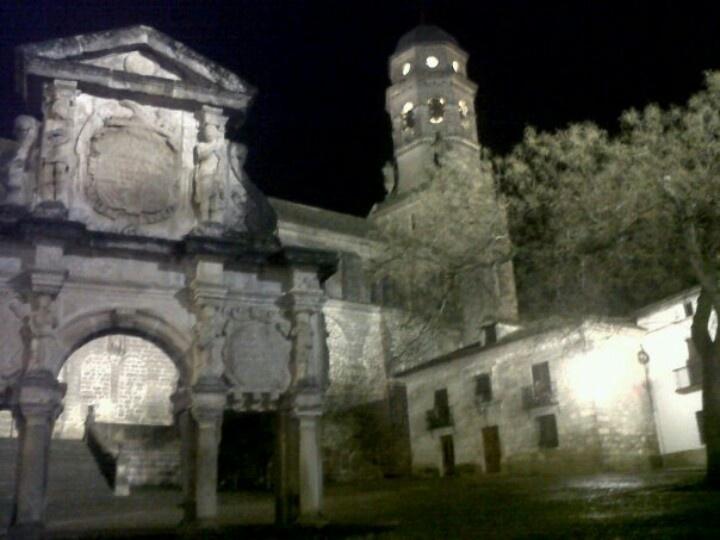 Catedral de Baeza. Jaén.