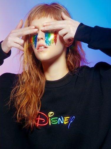 Disney y Local Heroes presenta una nueva colección de prendas con motivos de  princesas