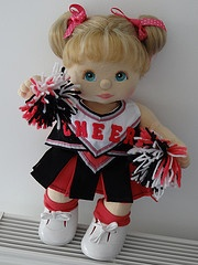 My Child Doll -- Cheerleader