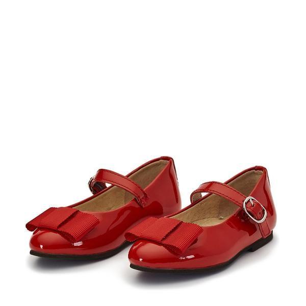 Ellen Red in 2020 | Girls red shoes