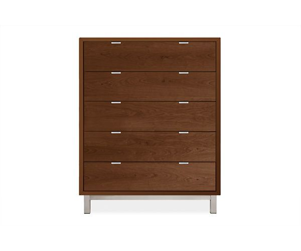 Room & Board - Copenhagen 36w Five-Drawer Chest