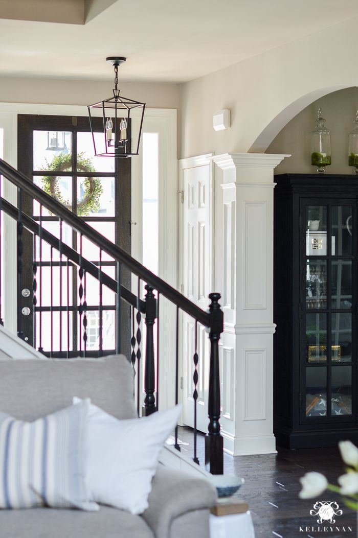 Getting Rid Of Two Story Foyer : Best small foyers ideas on pinterest entrance decor