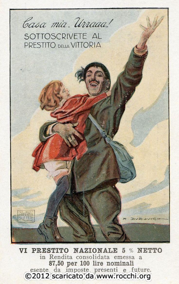 Dudovich - prestito nazionale