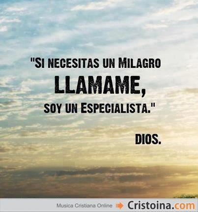 #Dios