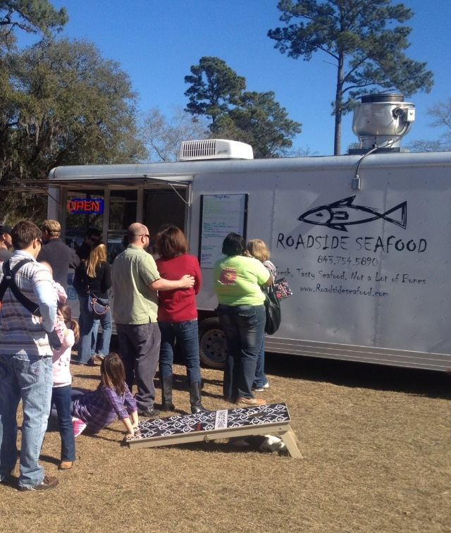 Photos From The Charleston Sc Food Truck Rodeo