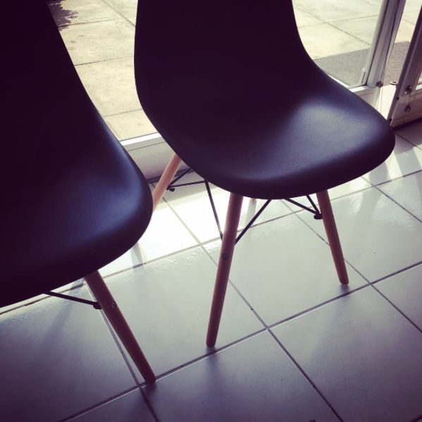 Vintage@PAZLE Creative EAMES DSW CHAIR 1949 (REPLICA)