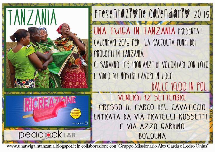 Una Twiga in Tanzania: Pro-Tanzania