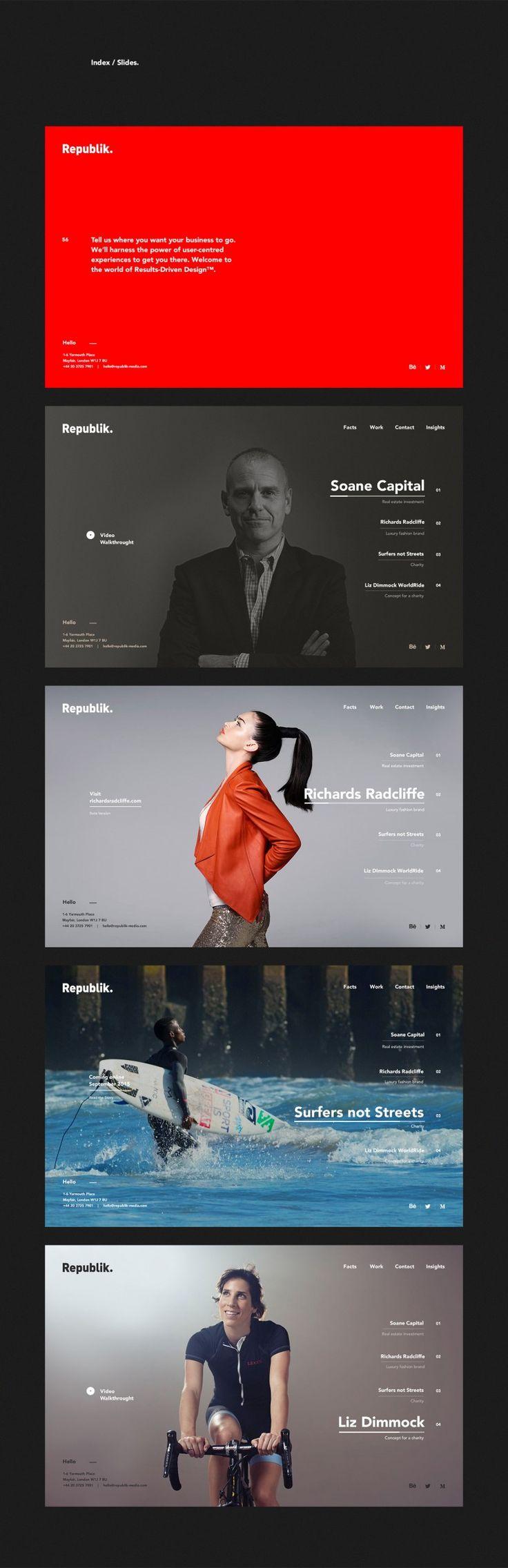 Republik Media – London based Digital Agency