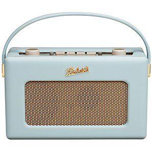 Duck-egg blue vintage radio: Pastel Pink, Vintage Style, Style Digital