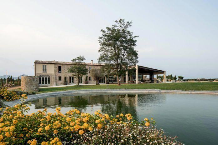 Beautiful farmhouse refurbishment in Girona designed by Gloria Duran Torrellas - CAANdesign | Architecture and home design blog