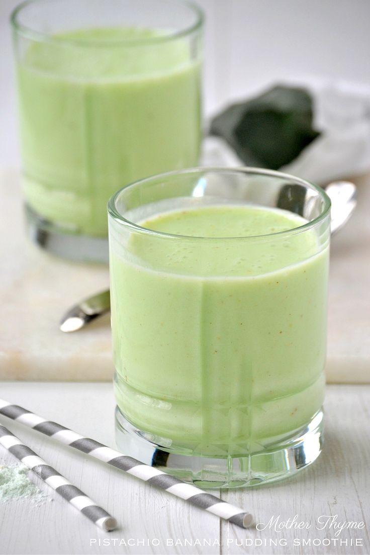 ... Smoothie | Recipe | Pudding desserts, Vanilla yogurt and Smoothies