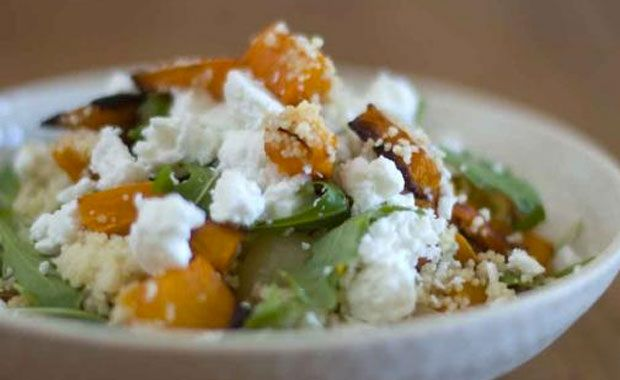 pumpkin and couscous salad | Foodie | Pinterest