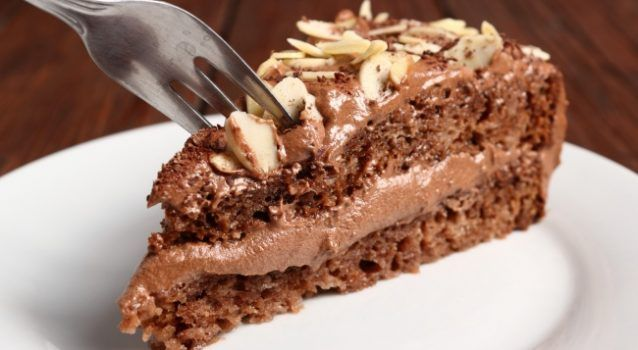 Εύκολη τούρτα σοκολάτας