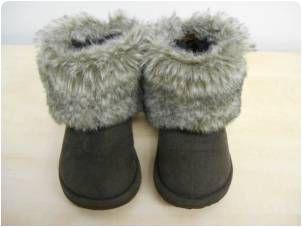 Dětské zimní válenky, sněhule H&M z bazaru