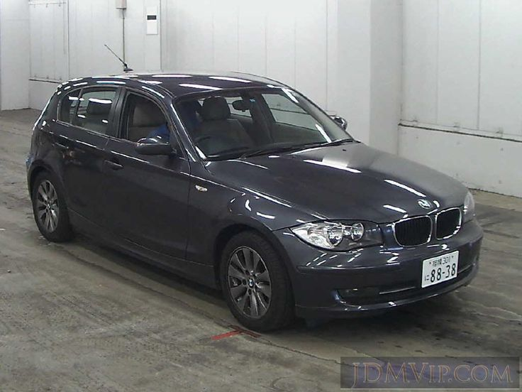 2008 OTHERS BMW 116I UE16 - http://jdmvip.com/jdmcars/2008_OTHERS_BMW_116I_UE16-32fc1paBbovmtwn-70529
