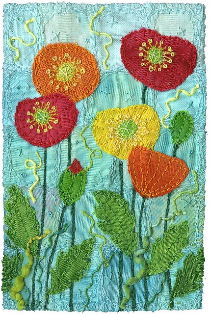 Icelandic Poppies 4