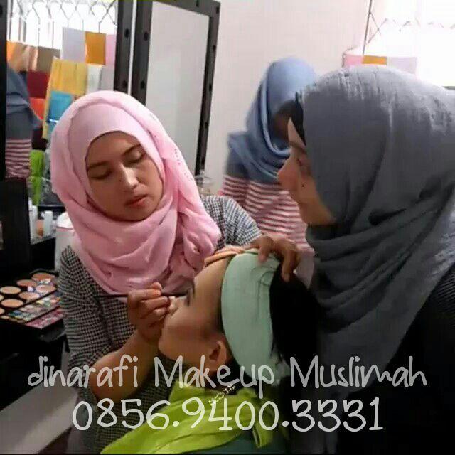 jasa makeup muslimah di kampung gedong jakarta