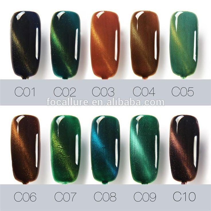 Best 25 cat eye gel polish ideas on pinterest fall nail ideas focallure i am gel polish uv led gel lacquer varnish 3d cat eye gel nail polish prinsesfo Gallery