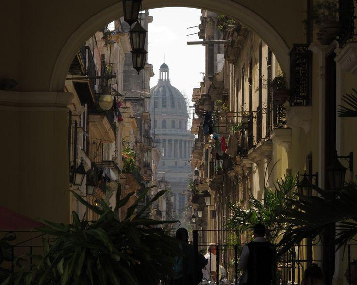 Cuba, Cuidad Vieja Havana