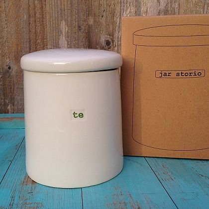 Te Storage Jar